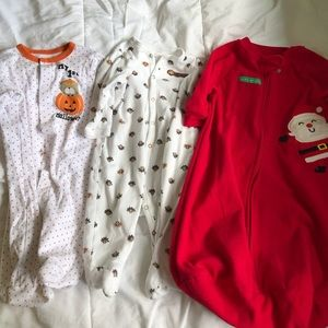 Other - Bundle of three. 3 pieces of holiday baby's first